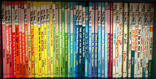 List Of Dr Seuss Books 171 Seussblog